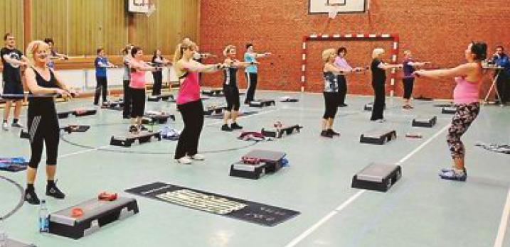 Fitnesssnacht 2016